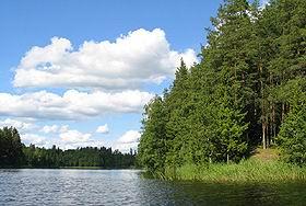 Mordangas-Kāņu ezers