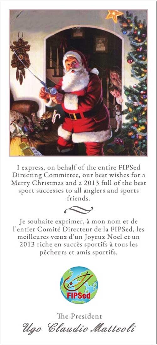FIPSed apsveikums Ziemassvētkos