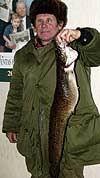 Raitis Barbāns, vēdzele 3.920 kG, 05.02.2004.